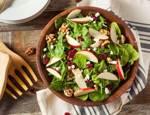 Wellness Wednesday: Build a Healthy Salad